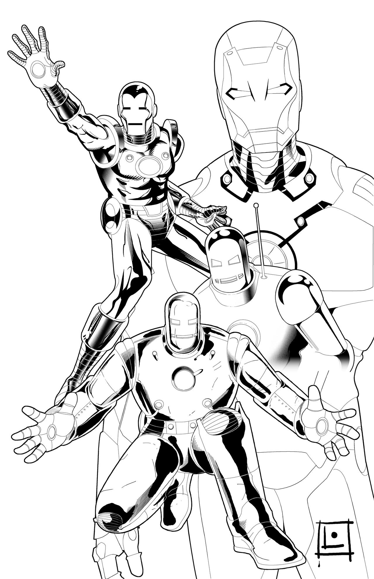 mark 42 coloring pages - photo#14