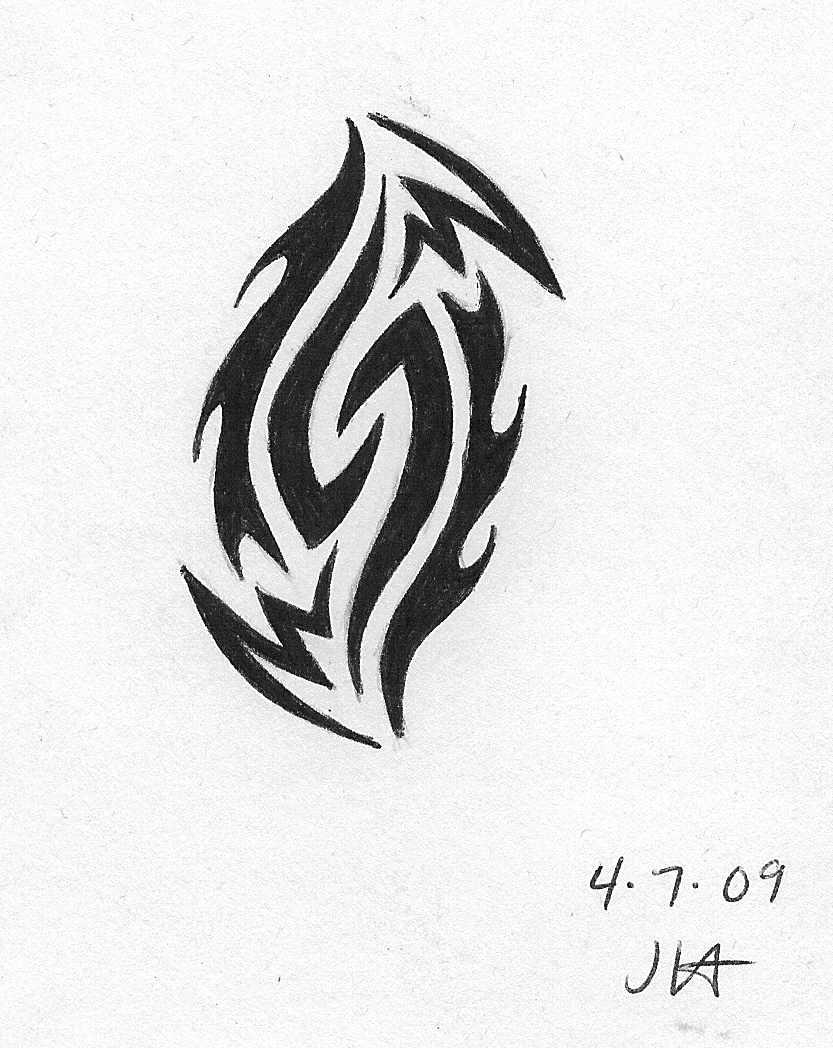 fingerprint tattoo by xjordynary on deviantart. Black Bedroom Furniture Sets. Home Design Ideas