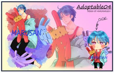 OPEN-Adoptable04 by MARUMARU019