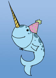PARTY NARWHAL