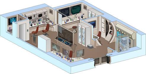 Saratoga: Chemistry Lab by SeekHim