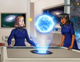 Astrophysics Lab by SeekHim