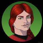 Chief Petty Officer Clara McDowell by SeekHim