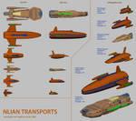 Nlian Transport Vessels