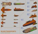 Nlian Transport Vessels by SeekHim