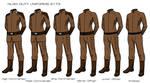 Nlian Duty Uniforms 2173 by SeekHim
