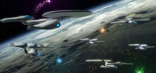 Diplomatic Fleet by SeekHim