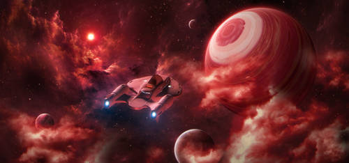 The Scarlet Expanse by SeekHim