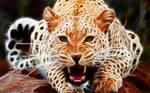 Leopard Fractalius