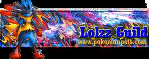 Lolzz Guild's Mega Lucario