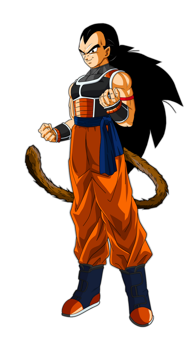 Raditz Good Dragon Ball Super Super Outfit By Jagsons On Deviantart