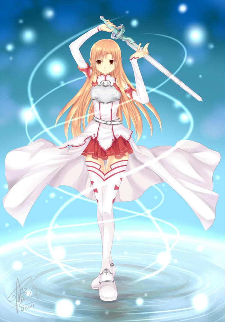 Asuna by Villyane