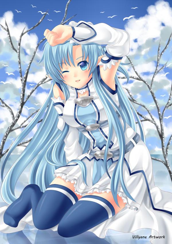 Undine Asuna by Villyane
