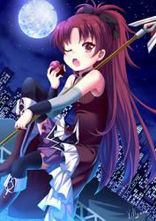 Sakura Kyouko by Villyane