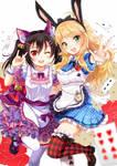 Sweet Wonderland Artbook Cover