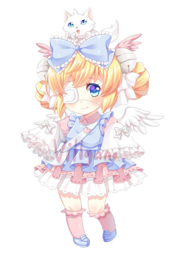 Cm : Cutesu (1) by Villyane