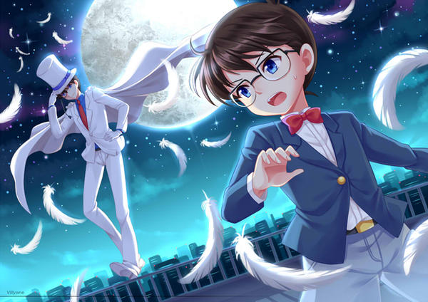 anime watch and detective conan List of 7 anime similar/like detective conan - best recommendations if you like the video please like and share this list is just my opinion, so feel.