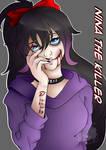 Nina the killer(SPEEDPAINT)