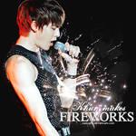 Nichkhun Makes Fireworks by zabuART