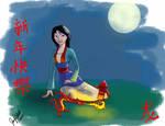 Mulan-Year of Dragon