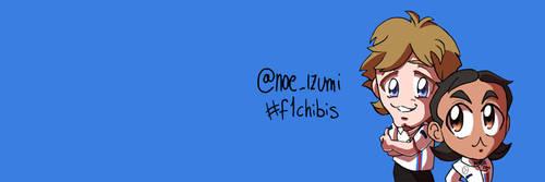 Rob - Felipe - f1chibis by NoeMelian