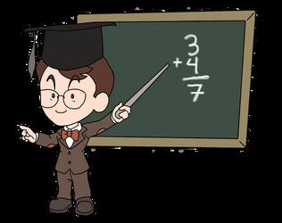 Teacher by NoeMelian