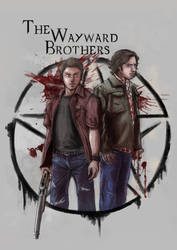 The Wayward Brothers by NoeMelian