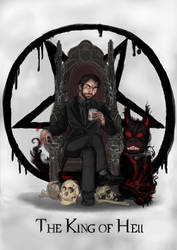The King of Hell by NoeMelian