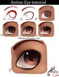 Let's Draw an Anime Eye!