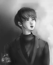 BTS Jin by HalanLore