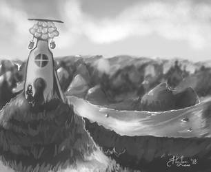Hill by HalanLore