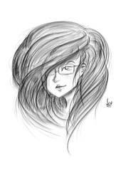 Test 1, trying Krita for the first time