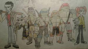 TMNT: Team Turtle