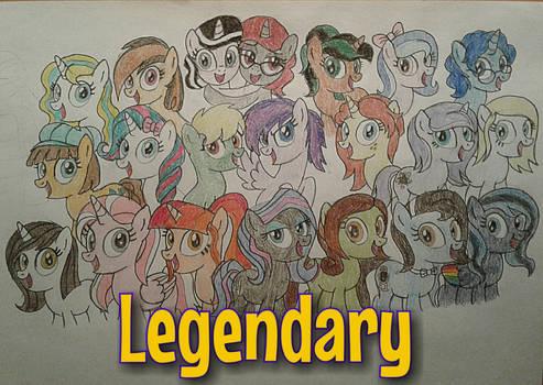 Legendary Pegasisters