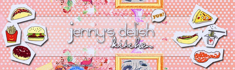 Jenny Delish Kitchen by MelodiesOfSky