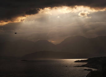 morning in crete by VaggelisFragiadakis