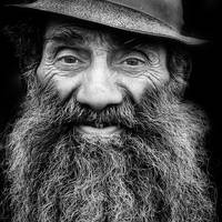 the man in Ile Saint-Louis by VaggelisFragiadakis
