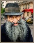 the Ile Saint-Louis gentleman