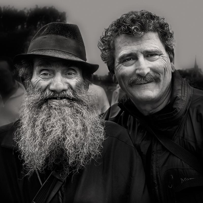 my friend and I.. by VaggelisFragiadakis