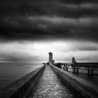 to the lighthousse..... by VaggelisFragiadakis
