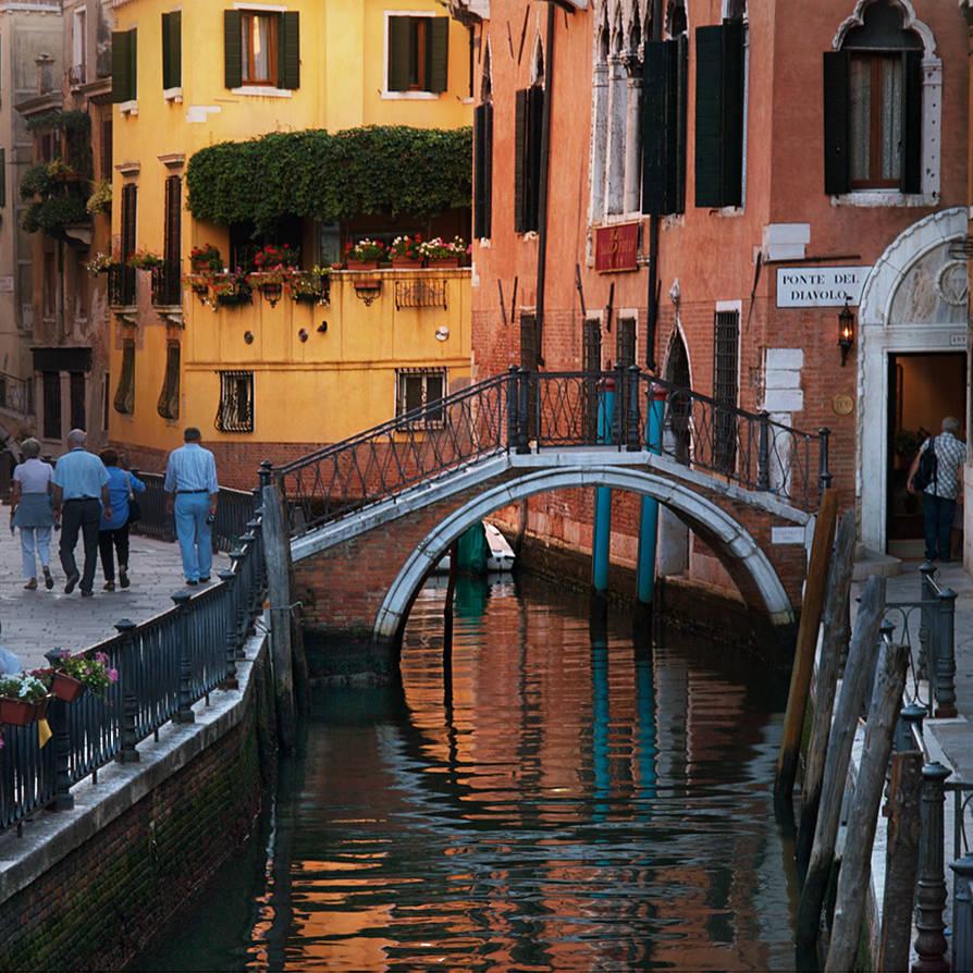 Venice.. Ponte Del Diavolo