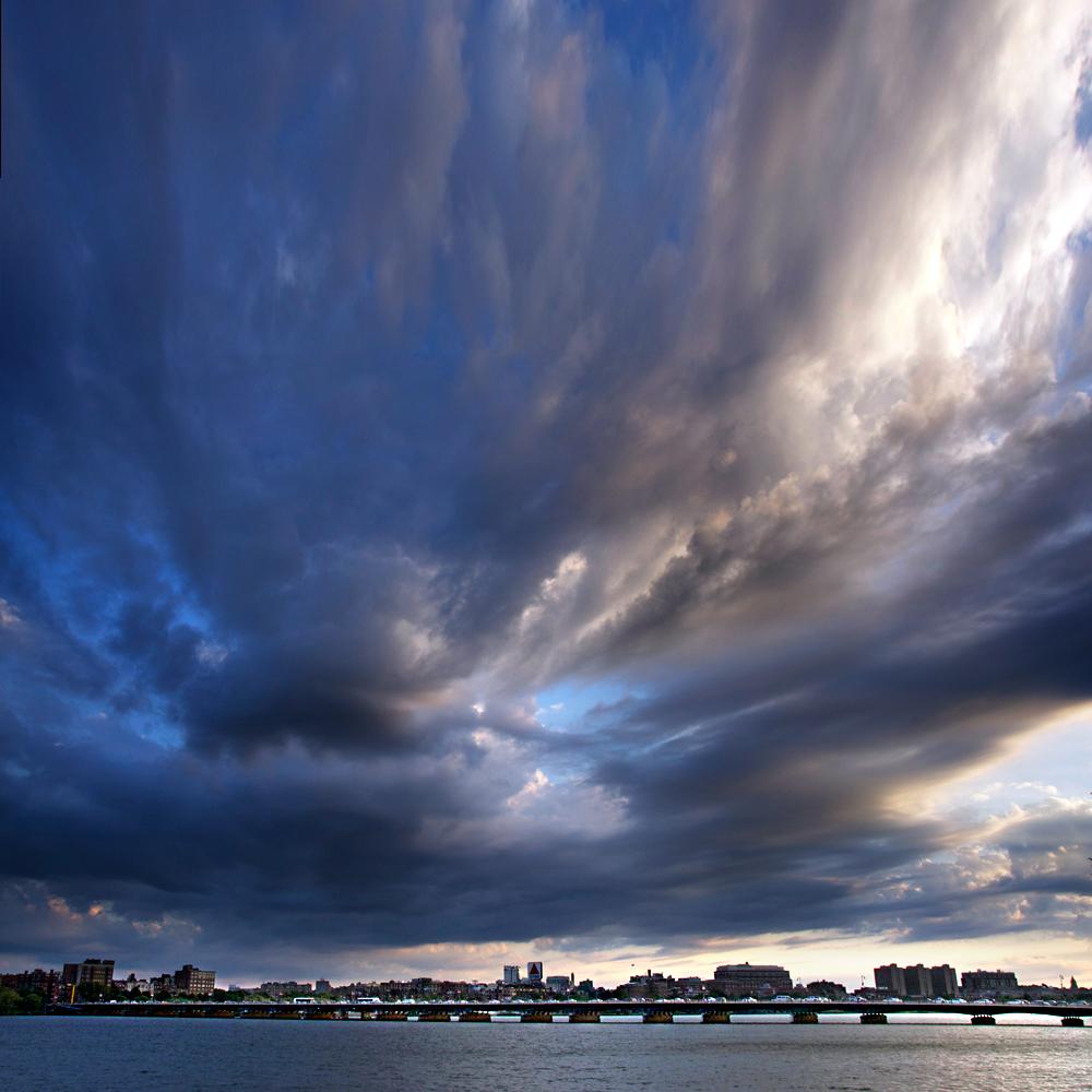 a bridge under the sky.... by VaggelisFragiadakis