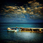 the little fishing boat.......
