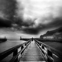 the rain runner..... by VaggelisFragiadakis