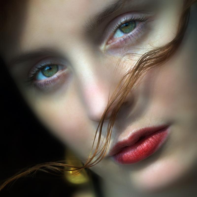 a curl, etc... by VaggelisFragiadakis