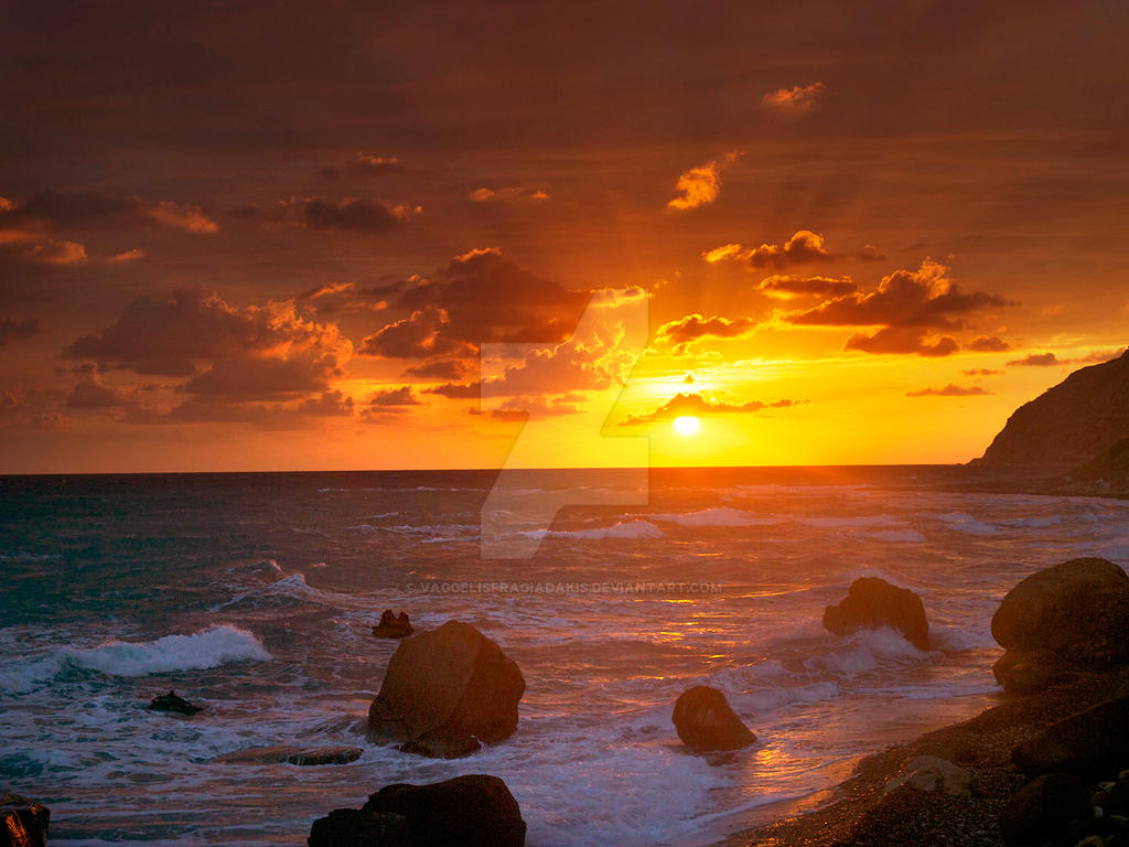 earth, wind and fire...... by VaggelisFragiadakis