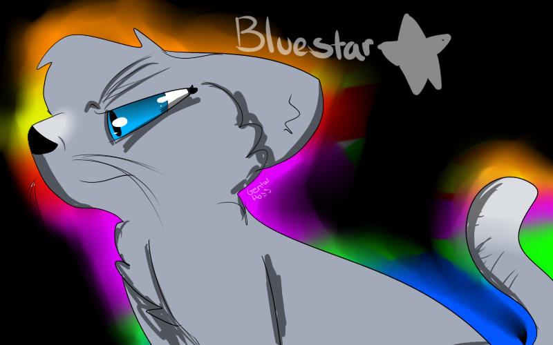 Bluestar by Gental-Floss