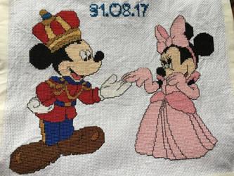 Disney Cross Stitch by velvet-curse