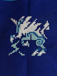 Kirin Cross Stitch