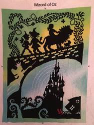 Wizard of Oz Cross Stitch